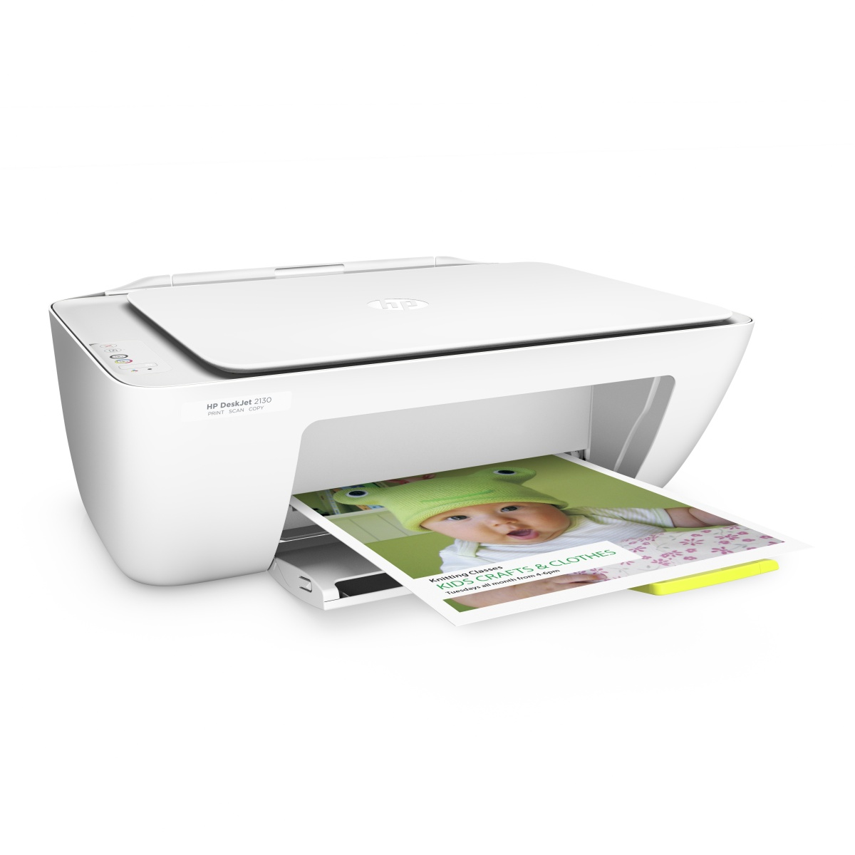 Multifunkce HP Deskjet 2130 Ink Advantage MFP