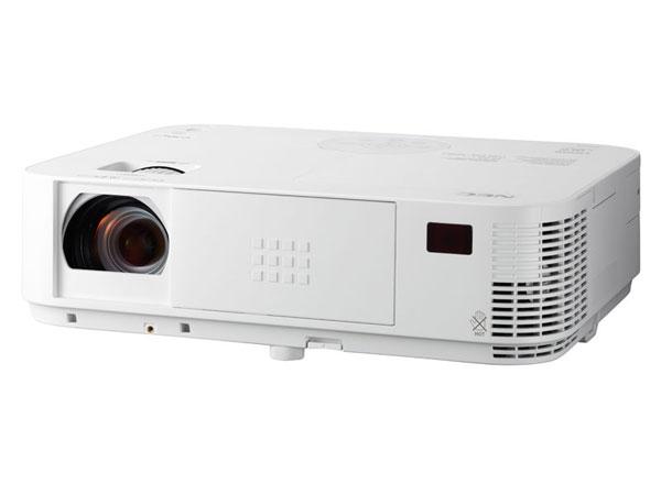 NEC Projector M323W - DLP/1280 x 800 WXGA/3200 ANSI lm/10.000:1/2xHDMI/USB 2.0