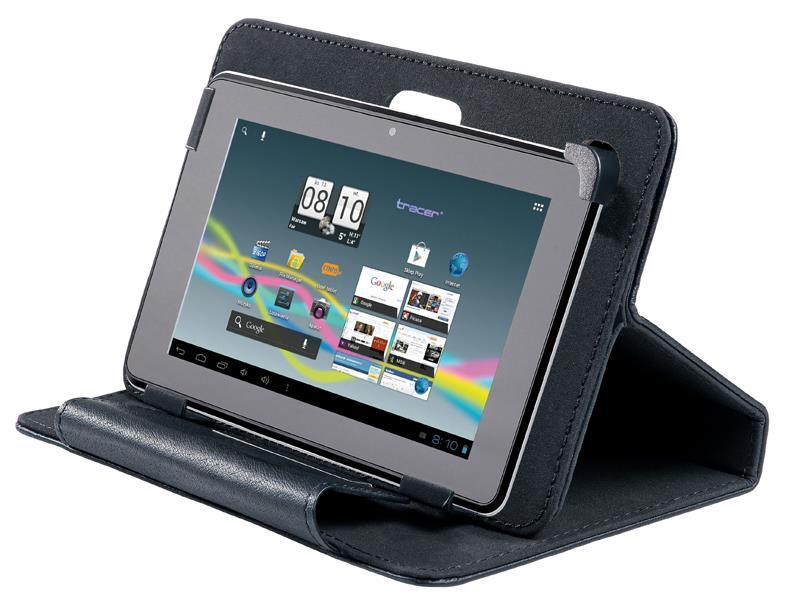 Tracer Hook pouzdro pro tablet 9.7'', polyuretan, černé