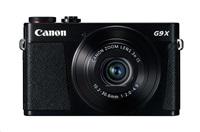 Canon PowerShot G9 X černý