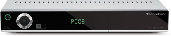 HDTV satelitní přijímač TechniSat TechniStar S1+ HDTV