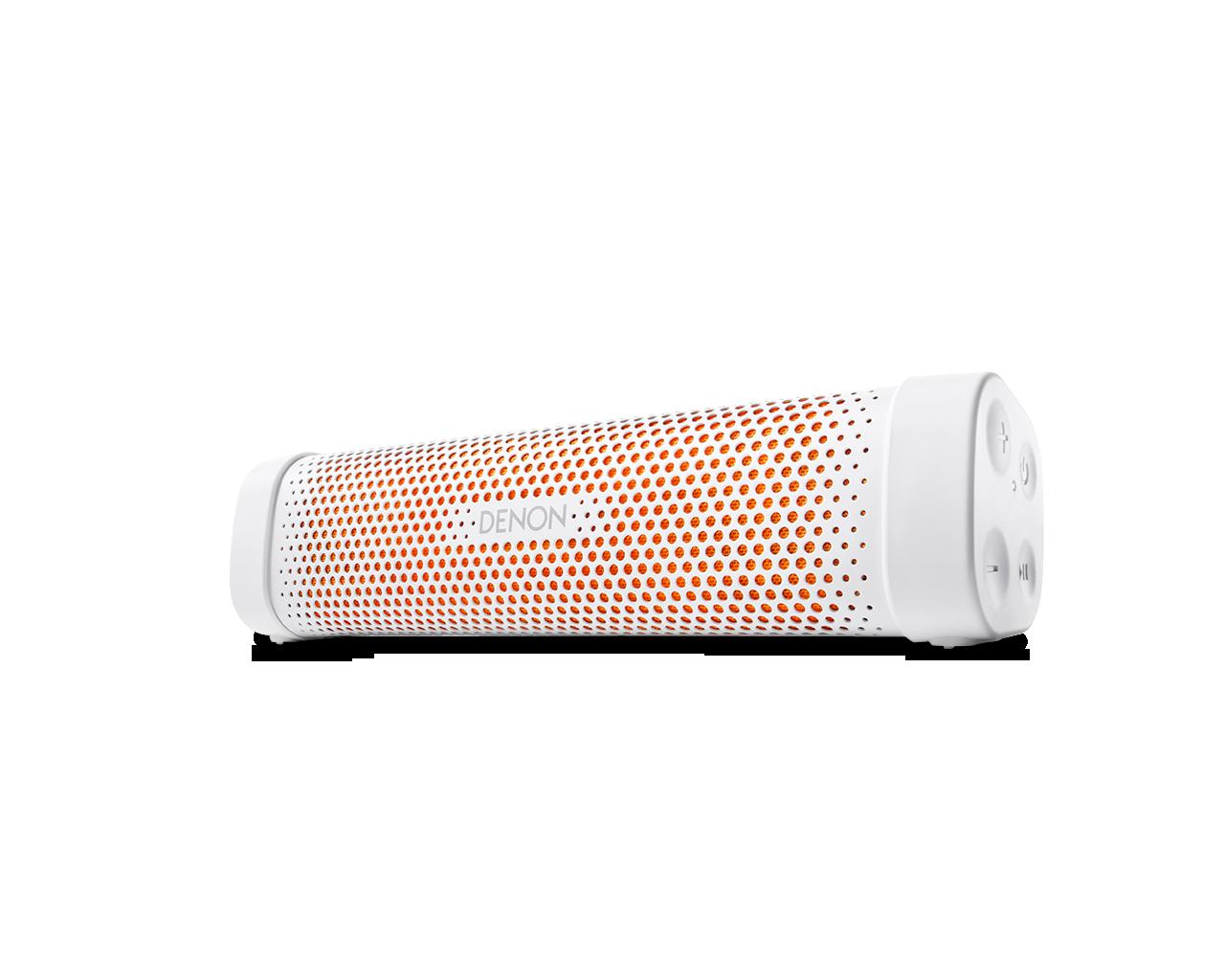 Bluetooth reproduktor Denon Envaya Mini oranžová