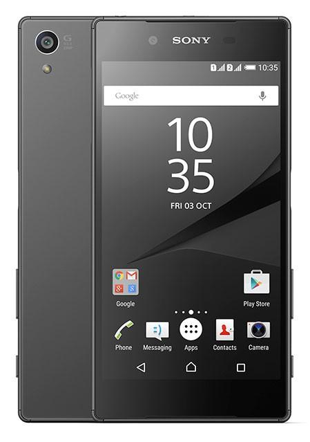 Sony Xperia Z5 Dual E6633 Graphite Black