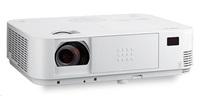 Projector NEC M363W WXGA (3600lm, x 1.7 zoom, 10000:1)