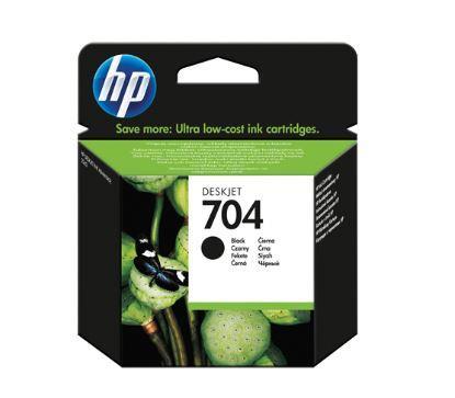 Inkoust HP 704 black