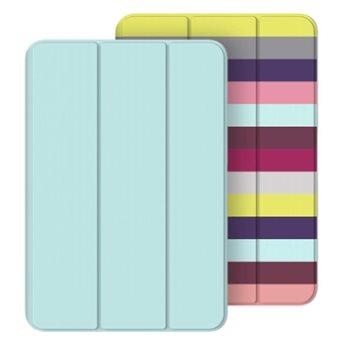 Belkin iPad mini 1/2/3 oboustranný kryt - Modrý/Mutli colour