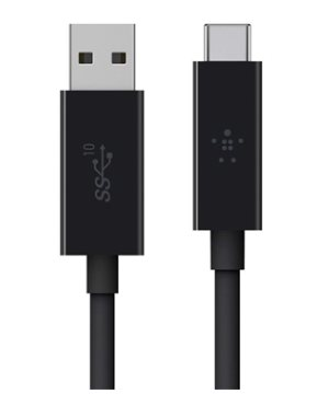 Belkin kabel USB-C 3.1 to USB A 3.1