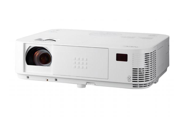NEC Projector M323X - DLP/1024 x 768 XGA/3200 ANSI lm/10.000:1/2xHDMI/USB 2.0