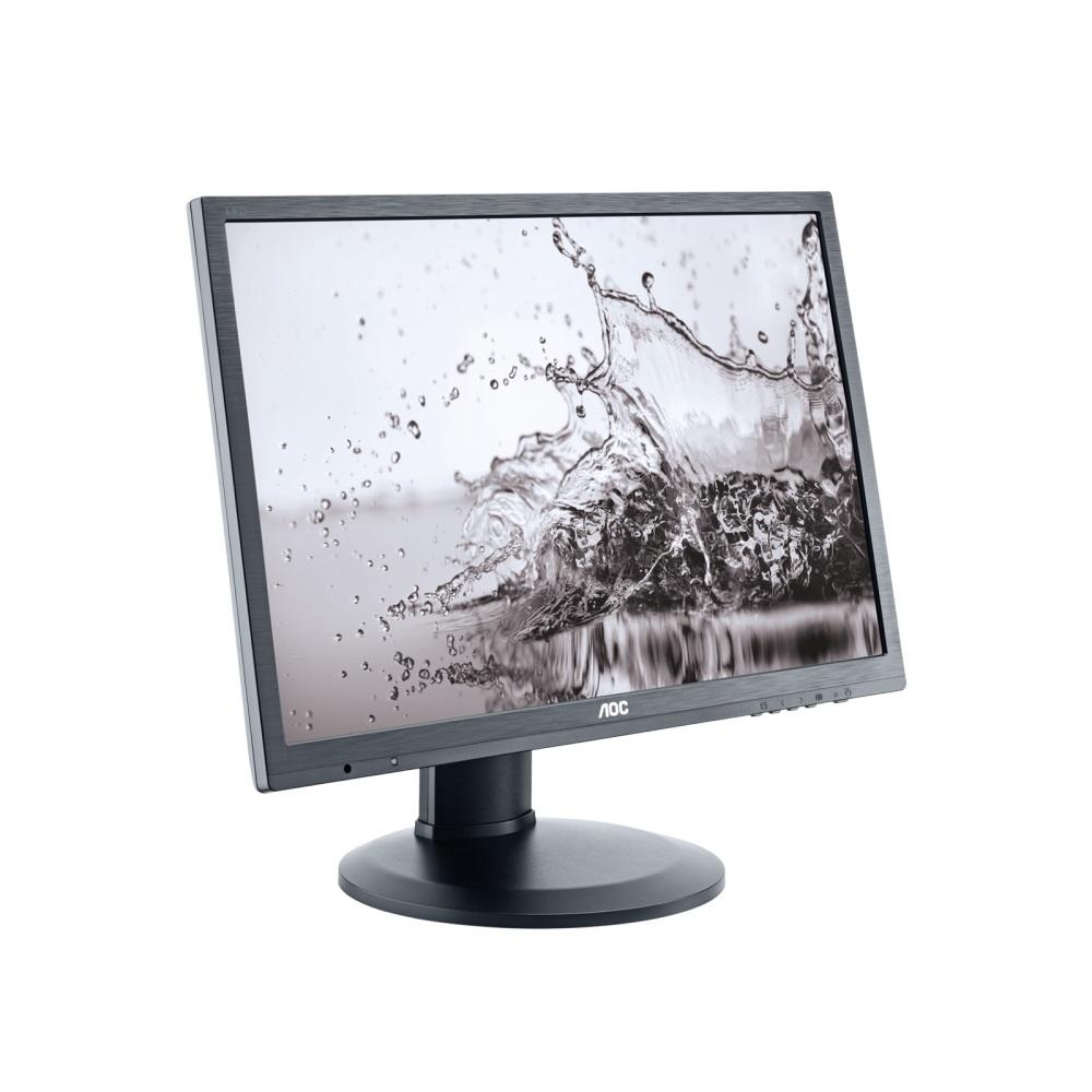 """AOC LCD E2260PQ/BK 22""""wide/1680x1050/2ms/50m:1/VGA/DVI/DP/LED/pivot/repro"""
