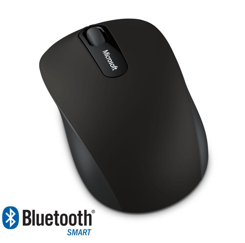Microsoft Bluetooth 4.0 Mobile Mouse 3600, černá