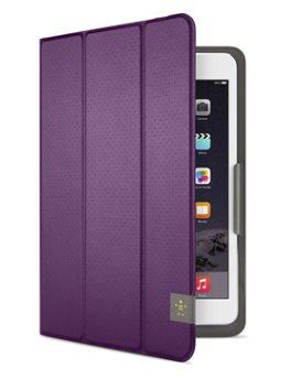Belkin iPad mini 1/2/3 Trifold Folio kryt, fialový
