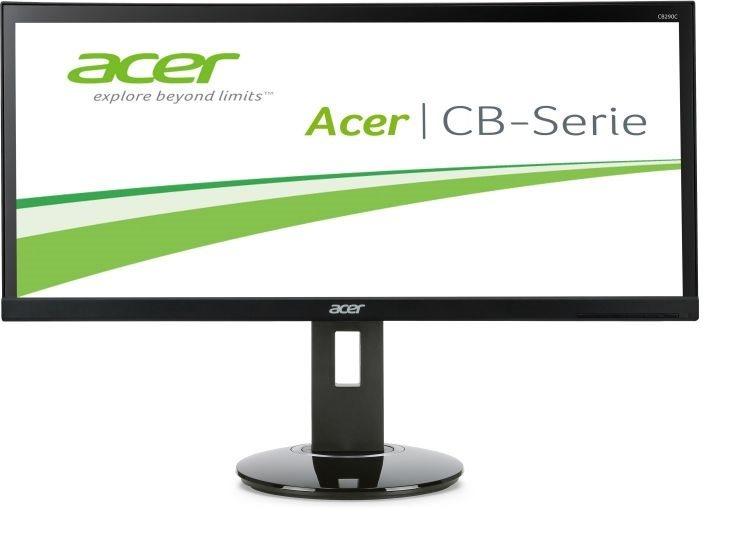 "24"" LCD Acer CB241Hbmidr -1ms,DVI,HDMI,repro,černý"
