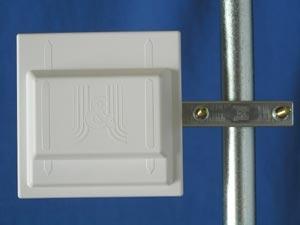 J&J panelová anténa 10dBi + držák, 2,4GHz