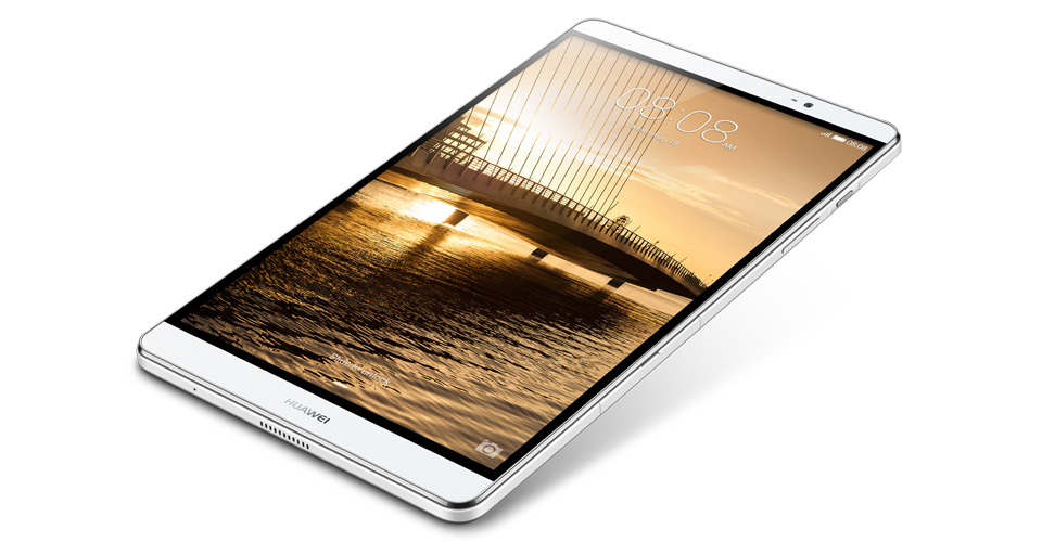 HUAWEI Tablet MediaPad M2 8.0 Silver 16GB WiFi