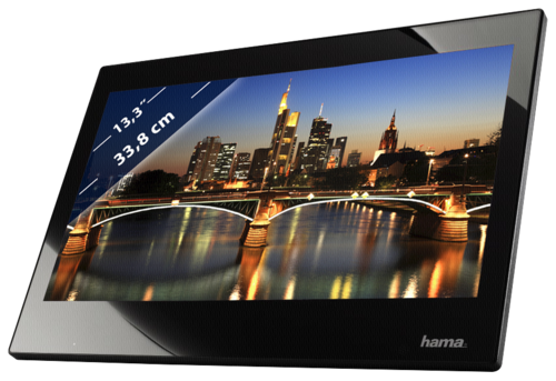 Hama 133SLPFHD Slim Premium 33,8cm (13,3) Full HD