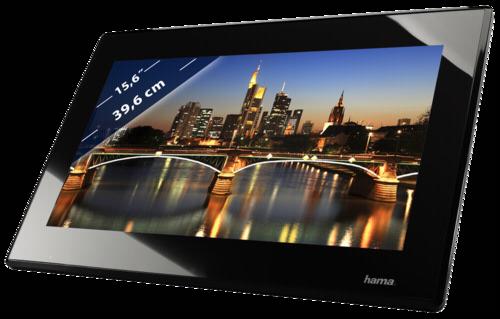 Hama 156SLPFHD Slim Premium 39,6cm (15,6 ) Full HD