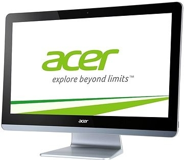 "Acer Aspire ZC-700 ALL-IN-ONE 19,5"" Full HD LED/Pentium N3700/4GB/1TB/HD Graphics/DVD-RW/klávesnice+myš/W10 Home"