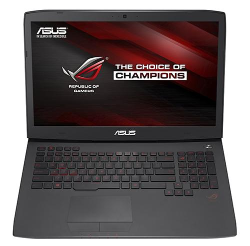 ASUS G751JY-T7350T i7-4870HQ/32GB/2TB + 512GB SSD/BluRay/nG980M/17,3'' FHD/Win10/black