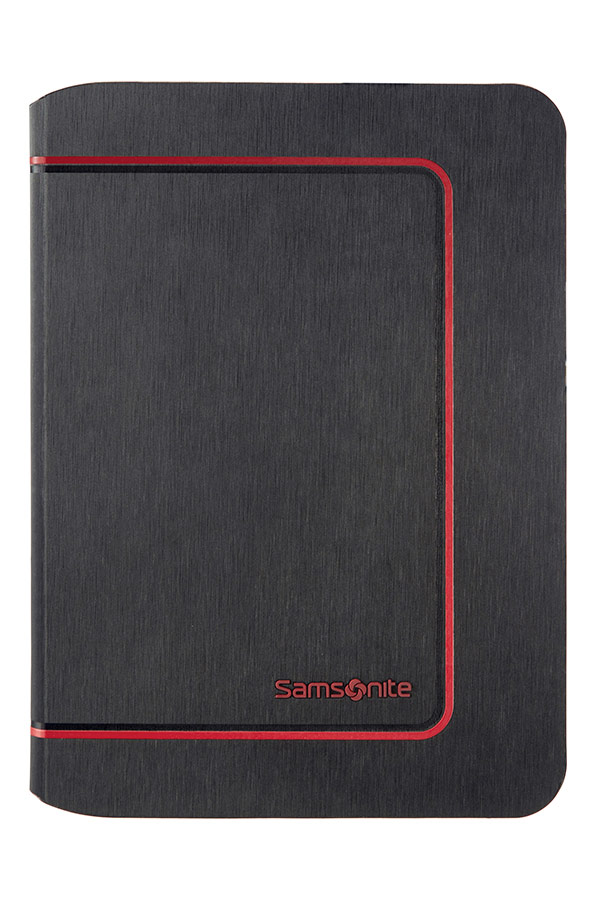 Sam. Tabzone Color Frame-iPad Air 2 Black/Red