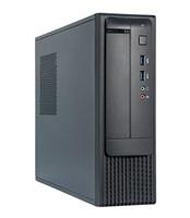 Chieftec ATX PC skříň FLYER FN-03B, zdroj 350W (SFX-350S-L)