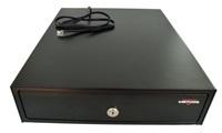 Pokl.zás.mikro EK300,s kabelem RJ12/24V,černá