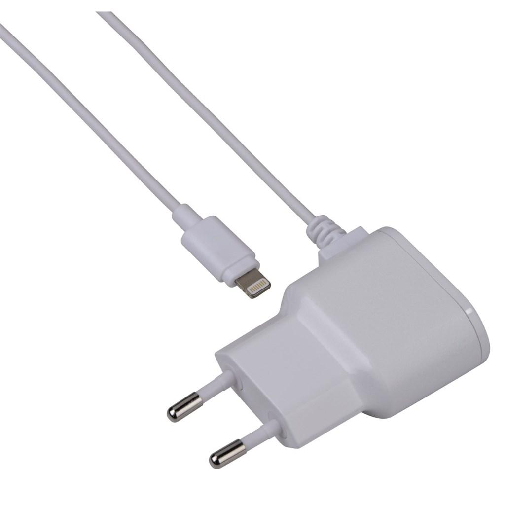 Hama Easy síťová nabíječka pro Apple iPhone/iPod s Lightning konektorem
