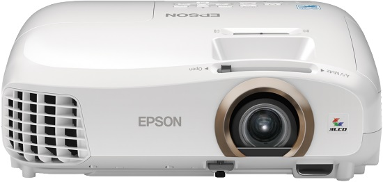 EPSON projektor EH-TW5350, 1920x1080, 2200ANSI, 35000:1, HDMI, 3D projekce, REPRO 5w STEREO