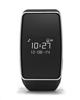 MYKRONOZ ZEWATCH3 chytré hodinky - černé