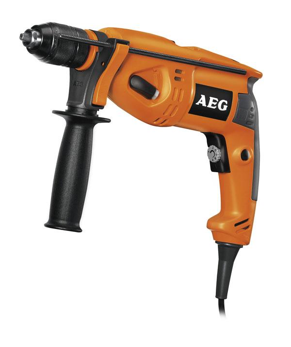 Příklepová vrtačka AEG SB 2E 750 RX ST
