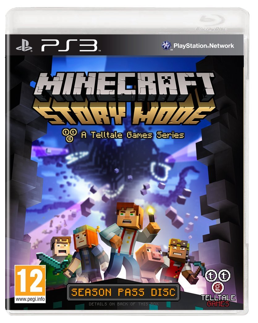 PS3 - Minecraft: Story Mode