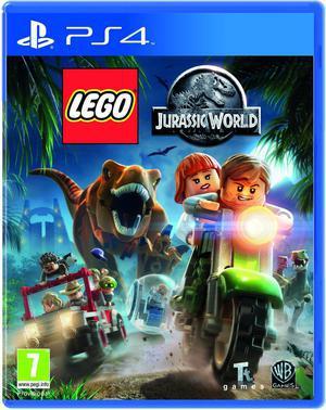 TT Games PS4 hra LEGO Jurassic World