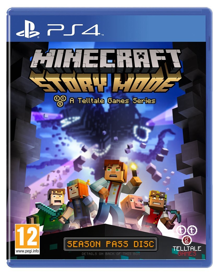 PS4 - Minecraft: Story Mode