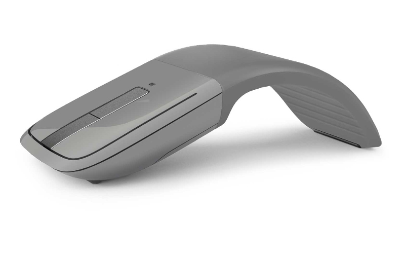 ARC Touch BT Mouse Bluetooth Gray Win10