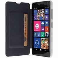 Krusell flipové pouzdro BODEN FLIPCOVER pro Lumia 535/535 DS, černá