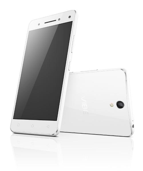 "Lenovo Smartphone Vibe S1 Dual SIM/5,0"" IPS/1920x1080/Octa-Core/1,7GHz/3GB/32GB/13Mpx/LTE/Android 5.0/White"