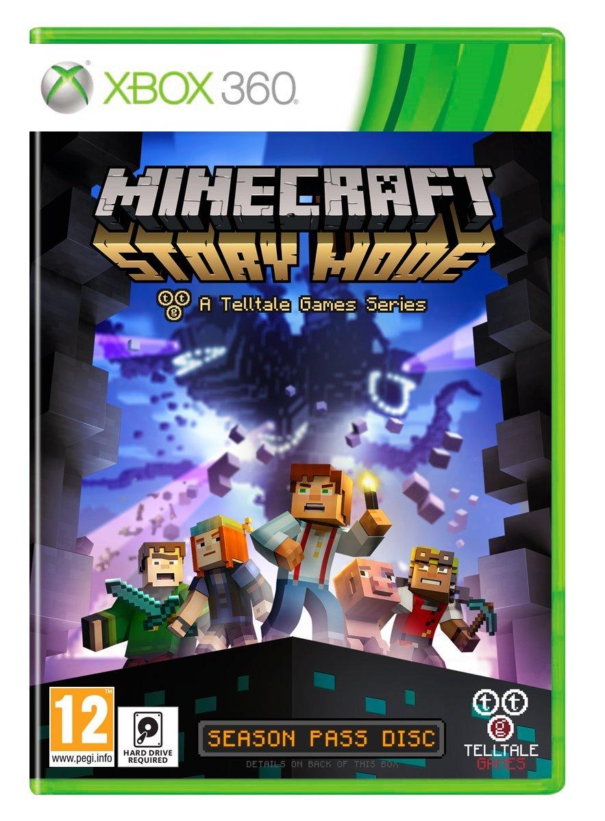 X360 - Minecraft: Story Mode