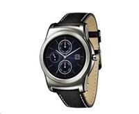 LG W150 Watch Urbane, stříbrná
