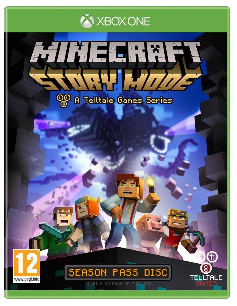 XONE - Minecraft: Story Mode