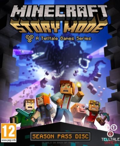 Telltale Games PC hra Minecraft: Story Mode