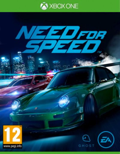 NEED FOR SPEED (2015) Xbox One CZ/SK/HU/RO