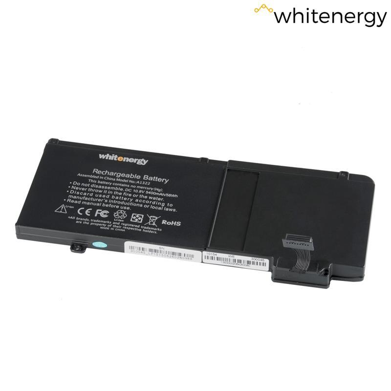 "WE baterie Apple MB Pro 13"" A1322 10.8V 5400mAh"