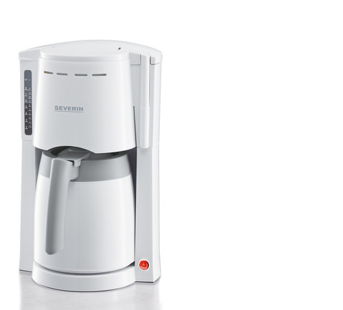 KA 4114 kávovar s termokonvicí bílý