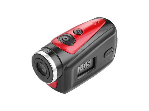 GO 2100HD červená Dig.videocamera,sport