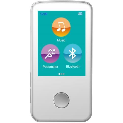 BTC 244/4GB/WH MP3 přehrávač,BT,mikro SD