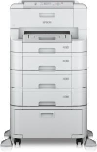EPSON WorkForce Pro WF-8090D3TWC (220V) + XXL černý inkoust zdarma
