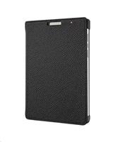 BlackBerry flipové pouzdro kožené pro BlackBerry Passport Silver Edition, černá
