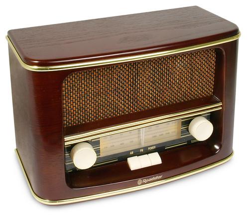 HRA-1500/N Stolní radiopřijímač