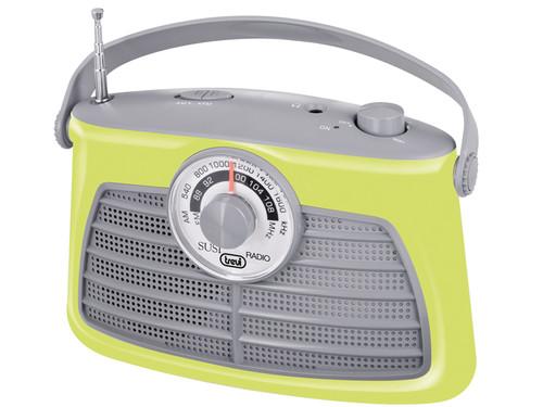 RA 763/GR Radiopřij. AM/FM,síť/baterie