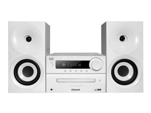 HCX 1080BT/WH Hifi system,CD,MP3,USB