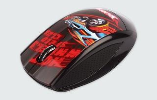 Modecom bezdrátová optická myš MC-619 ART HOT WHEELS 2